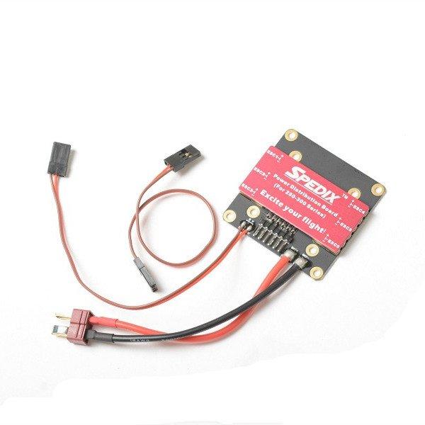 Spedix Power Distribution Board 5V 12V DC for 250-300 Multirotors