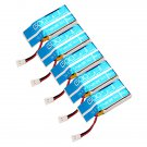 5 x WLtoys V931 RC Heli Parts 3.7V 720mAh 25C Upgraded Battery
