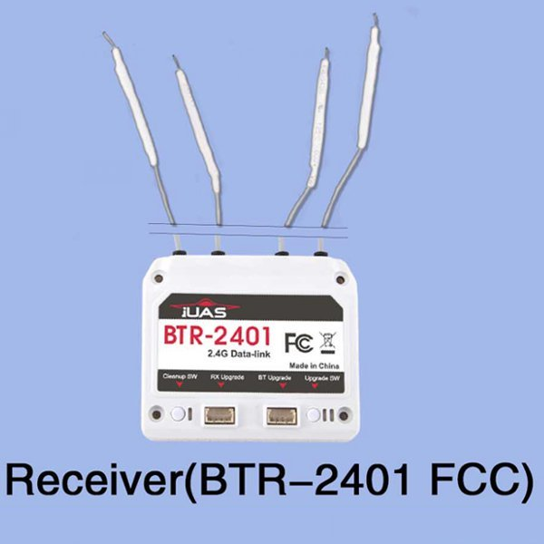Walkera QR X350 Premium RC Quadcopter Spare Part BTR-2401(FCC) Receiver-Sold Out!