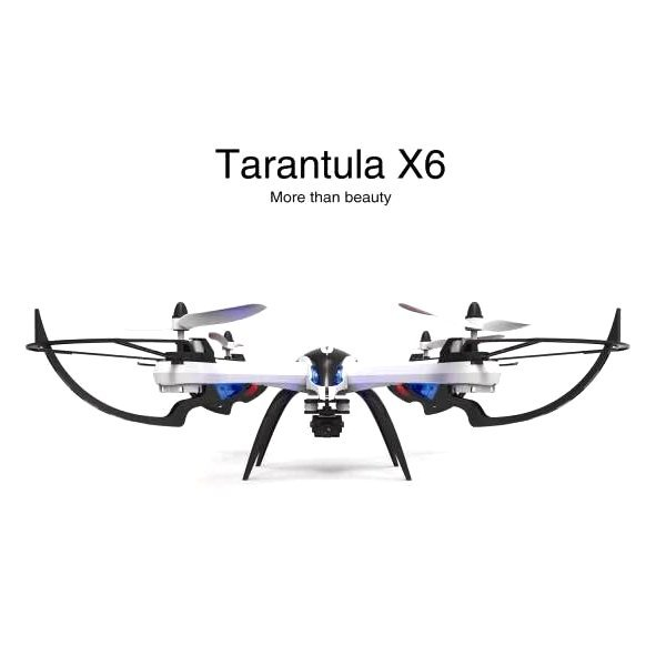 JJRC H16 YiZhan Tarantula X6 Wide Angle 5MP CameraQuadcopter With IOC