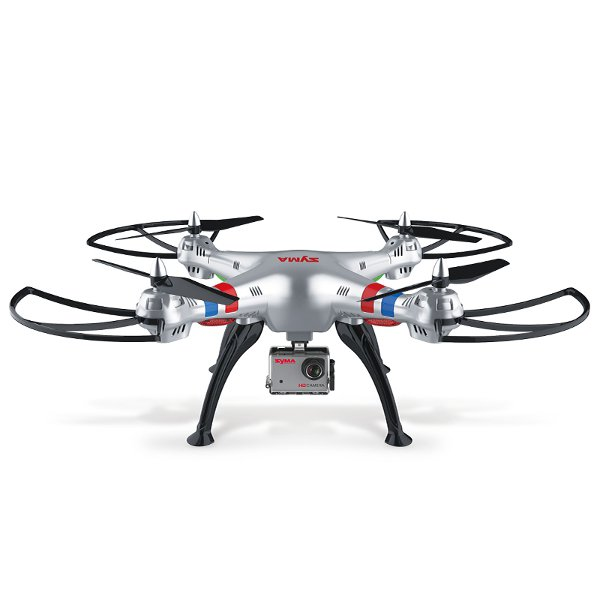 Syma X8G 2.4G 4CH With 8MP HD Camera Headless Mode RC Quadcopter-Sold Out !