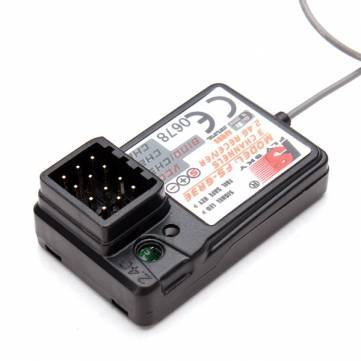 Flysky Receiver for GT2/GT2B/GT3/GT3B/GT3C/T6/CT6B/TH9X Transmitter