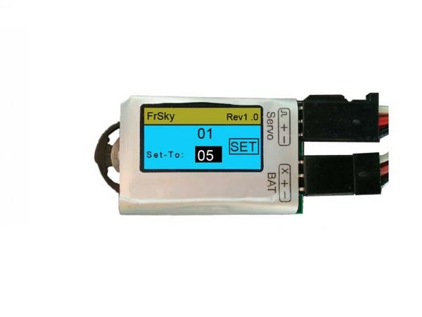 Frsky Servo Channel Changer For Futaba SBUS CPPM-Sold Out !