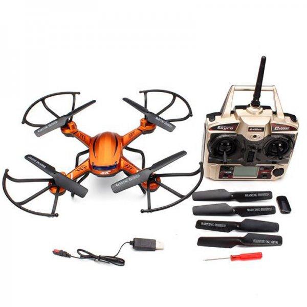 JJRC H12C CF Headless mode Auto Return 2.4GHz 4CH 6 Axis RC Quadcopter/5.0MP Camera
