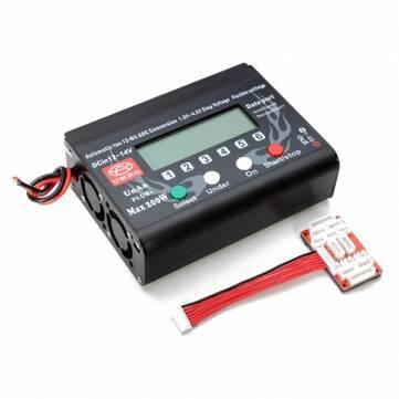 UNRC UN-A6 Plus UNA6 1S-6S LiPo Battery Pro 8A Balance Charger