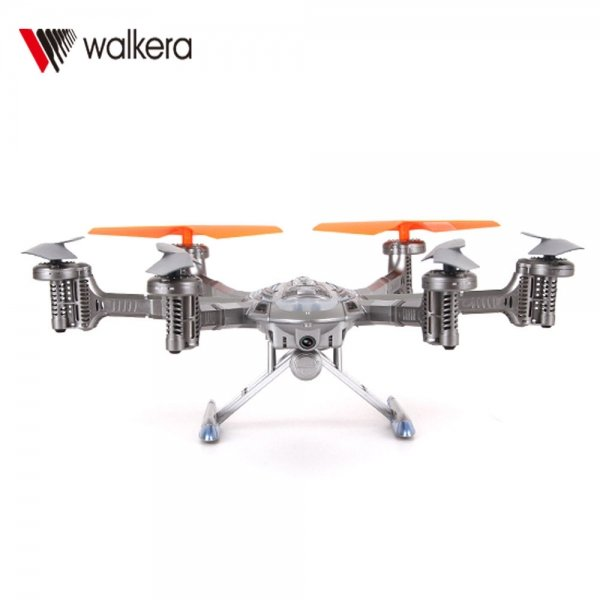 Walkera QR Y100 5.8GHz 6 Axis Gyro FPV RC Hexacopter Wi-Fi Version (Support iOS/Android Users) White