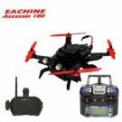 Eachine Assassin 180 FPV w/Eachine VR-007 HD Goggles & I6 Transmitter