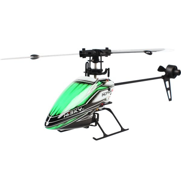 Hisky HCP100S 6CH 2.4Ghz Dual Brushless RC Helicopter Bind/Fly_Sold Out !