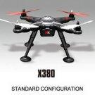 XK DETECT X380 GPS 2.4G RC Quadcopter RTF W/O Camera