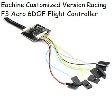 Eachine Customized Version Racing F3 Acro 6DOF Flight Controller STM32F303 For Eachine Racer 250