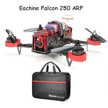 Eachine Falcon 250 FPV Quadcopter 5.8G 32CH Battery & HD Camera ARF_Sold Out !