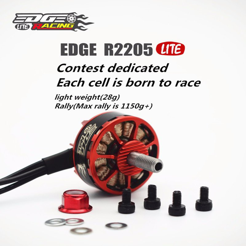 Sunnysky Lite Version Edge Racing R2205 2300KV FPV Brushless Motor CW/CCW-Sold Out !