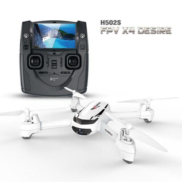 Hubsan X4 H502S 5.8G FPV With 720P HD Camera GPS Altitude Mode