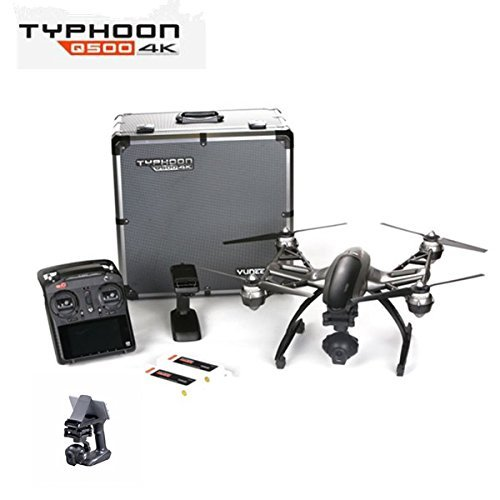 Yuneec Typhoon Q500 5.8G FPV With 4K Camera CGO3 3-Axis Gimbal -Sold-Out-