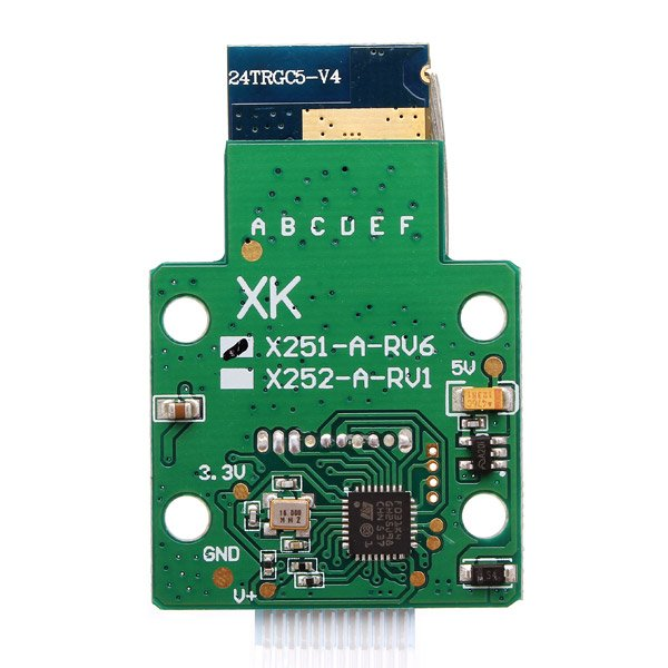 XK X251 RC Quadcopter PCB Receiver Board-Sold Out !