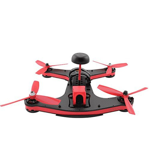Shuriken 250 FPV Racing Drone with PDB OSD 5.8G 40CH PAL/NTSC Switched 700TVL Camera BNF