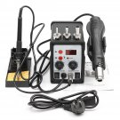 ESD Soldering Station LED Digital Solder Station-Free Express 5-8 day Shipping !
