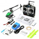 Hisky HCP100S 6CH 2.4Ghz Dual Brushless RC Helicopter With New X-6S