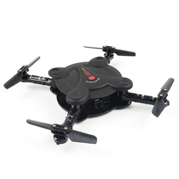 Eachine E55 Mini WiFi FPV Foldable Pocket Drone W/High Hold Mode RTF