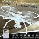 AOSENMA CG035 Brushless Double GPS Follow Me Mode 2.4G 4CH 6Axis RTF