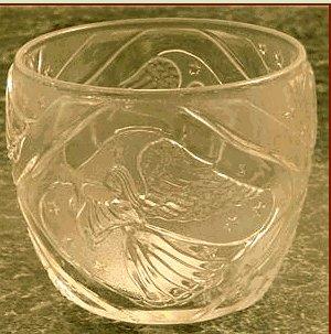 Angel Glass Tumbler