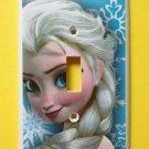 Frozen Elsa Switch Plate