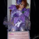 Alyssa Pretty Porcelain Collectible Doll Cathay Collection
