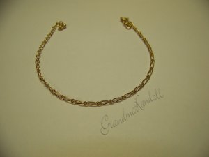 11 inch  Chain Anklet
