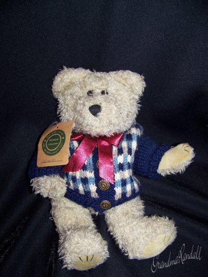 Boyds Bears Weaver Stuffed Animal