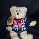 Boyds Bears Weaver Stuffed Animal