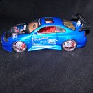 Blue Extreme Tuner Nismo Nissan car with moveable doors and working lights