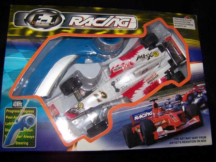 F1 Racing Rc Car