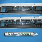Brand New Ford OEM F-150 XL Ecoboost 2014-2015 3 Piece Emblem Set