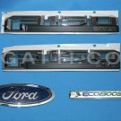Brand New Ford OEM F-150 XL Ecoboost 2014-2015 4 Piece Emblem Set