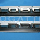 Brand New Ford OEM F-150 Lobo King Ranch 2014-2015 2 Piece Emblem Set