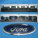 Brand New Ford OEM F-150 Lobo King Ranch 2014-2015 3 Piece Emblem Set