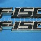 Brand New Ford OEM F-150 2012-2014 Front Fender Emblem 2 Piece Set