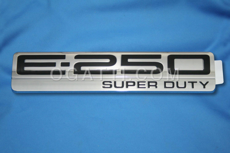 Brand New OEM Ford Econoline 2008-2012 E-250 Fender Emblem 9C2Z-1542528-C