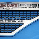 Brand New Ford OEM F-350 King Ranch 6.8L Triton V10 2008-2010 Right Vent Set 8C3Z-16228-C