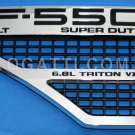 Brand New Ford OEM F-550 XLT Super Duty 6.8L Triton V10 2008-2010 Left Vent Set 8C3Z-16228-D