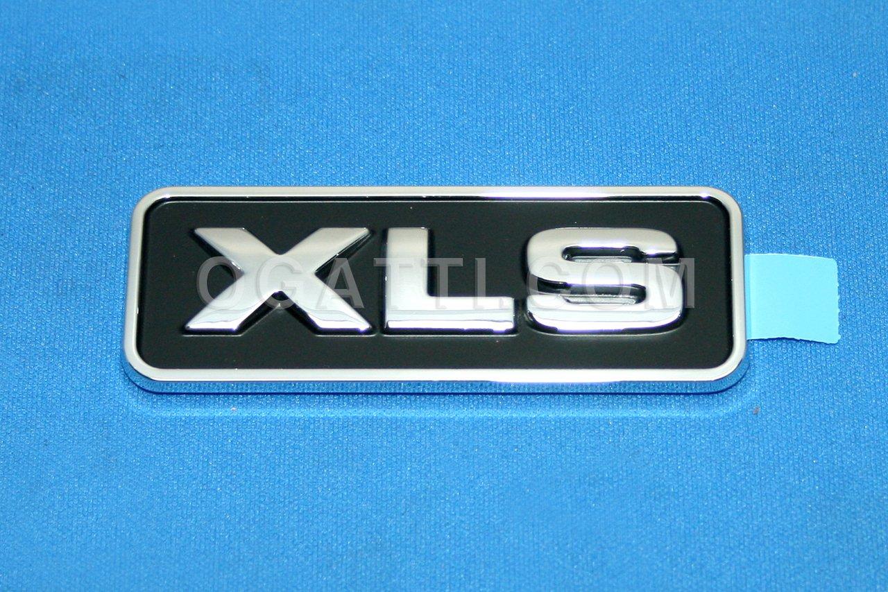 Brand New Ford OEM Escape , Explorer , Mariner 2001-2006 XLS Emblem 1L2Z-7842528-FA