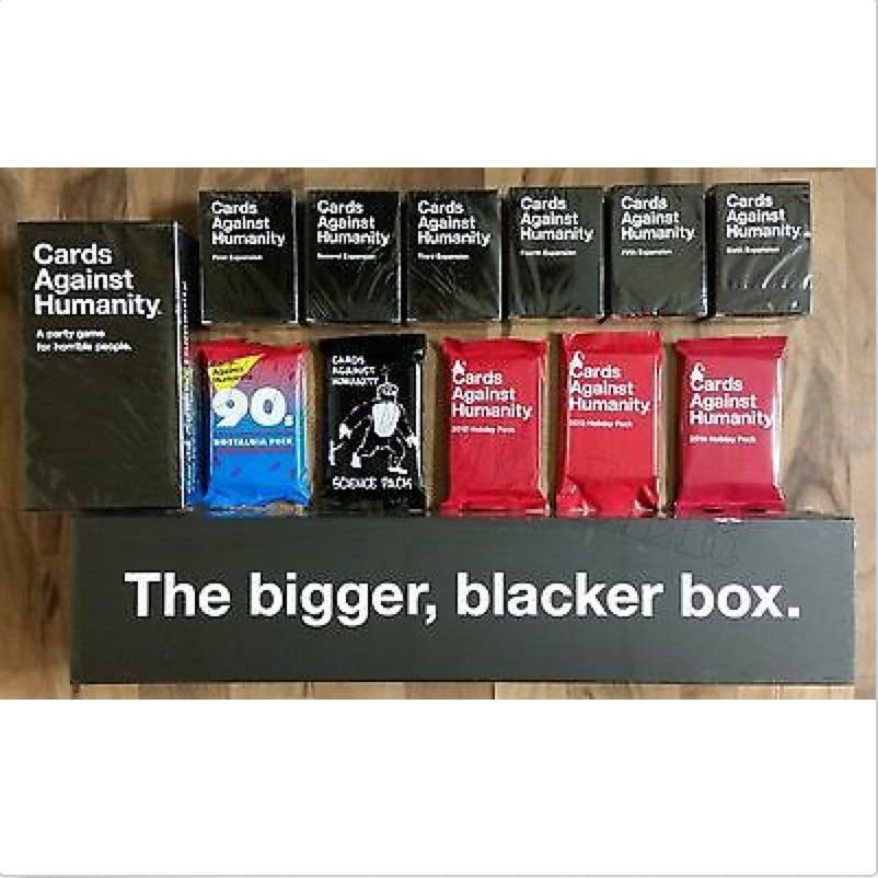 cards against humanity  complete set