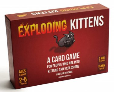 Exploding Kittens, Original Edition