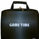 GAME TIME Case with Adjustable Velcro Dividers, 1800-2000 Card Capacity