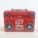 Kitkat Tin Box Vintage Radio Style
