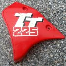 1987 Yamaha TT225 Left Side Tank Shroud