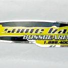 "Boss Bearing sticker - 6 1/8"" x 1 1/8"""