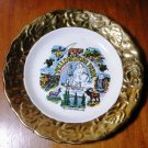 Vintage Yellowstone Collector Plate