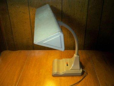 Mid Century Modern Gooseneck Flexarm Desk Lamp