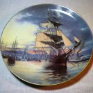 The Great Clipper Ships Collectors Plate by Leonard Pearce – Flying Cloud